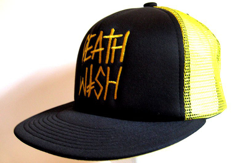 Deathwish Trucker Cap Deathstack