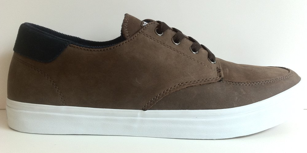Lakai Belmont Brown Leather