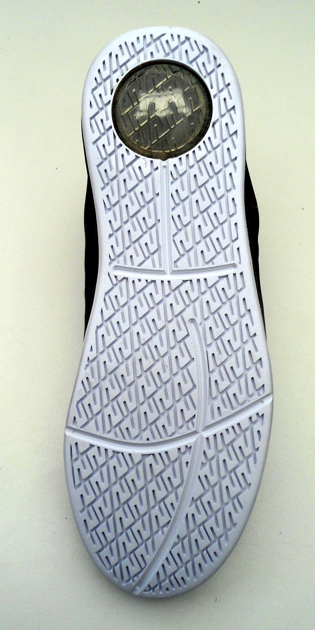 Supra Skytop III grau schwarz weiß