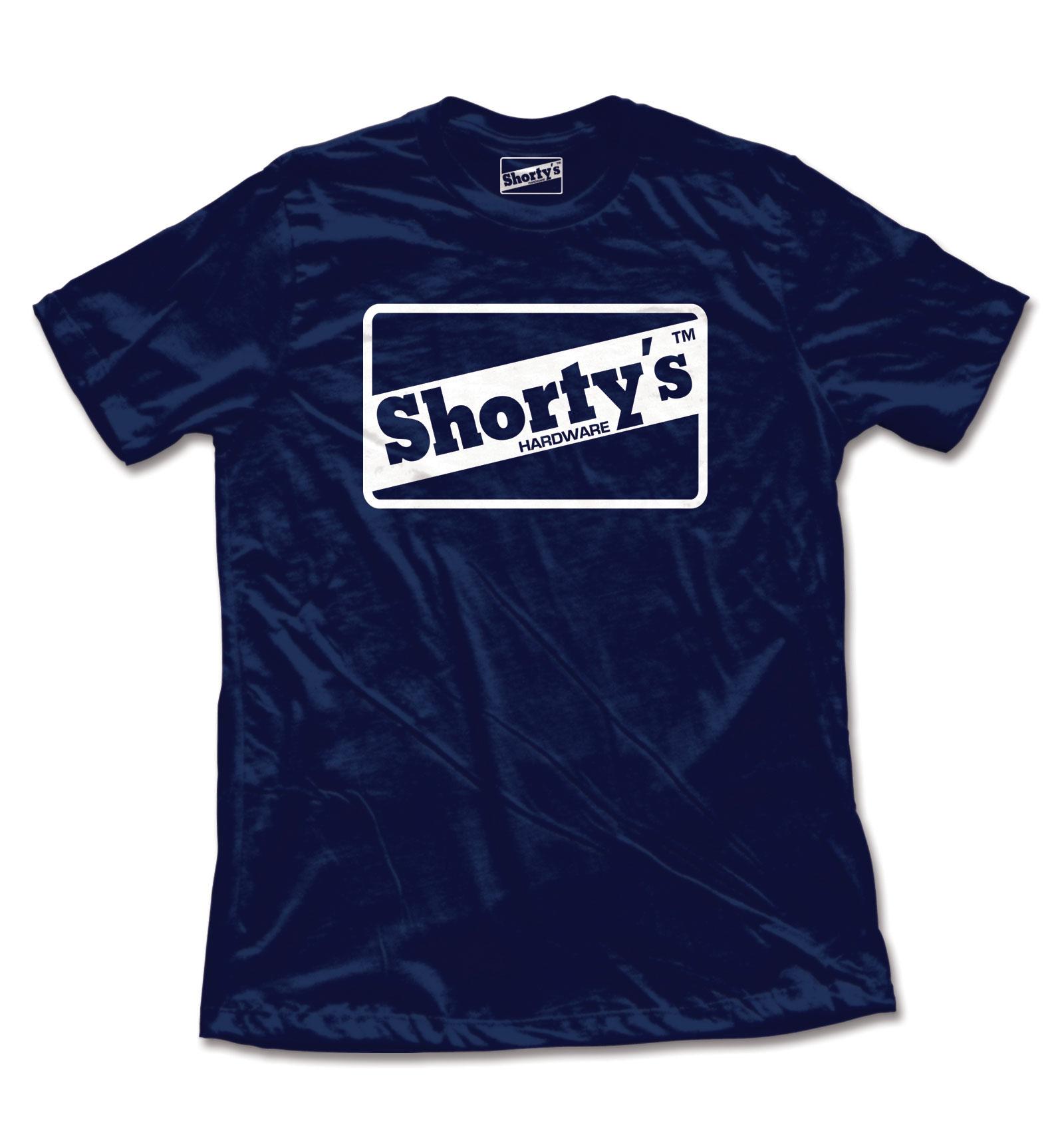 Shortys Shirt OG Outline Black