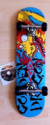 Powell Skateboards Komplettboard Golden Dragon Caballero Art 7.5