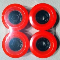 Longboard Wheels Orange 90mm / 78a