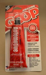 Shoe Goo Black - automotive goop