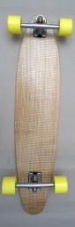 Fiberglas Longboard Flex Kicktail