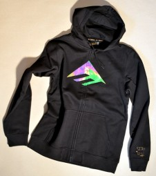 Emerica Stay Gold Triangle Zipper