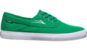 Lakai Camby Green Canvas