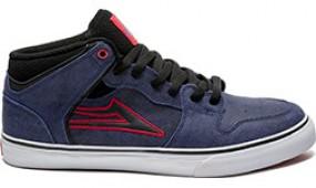 Lakai Carroll Select Blue/Black Leather