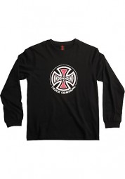 Independent Longsleeve Truck Co Black