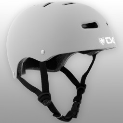 TSG Helm Skate / BMX Solid Matt Grey