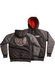Independent Jacke Spectator Black Grey